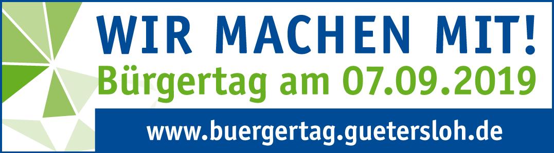 Bürgertag 2019
